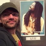 Fan and Rocky Dawuni