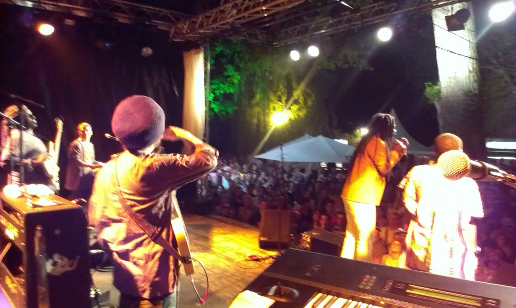 Jojos View live at Montreux 2013 with Rocky Dawuni