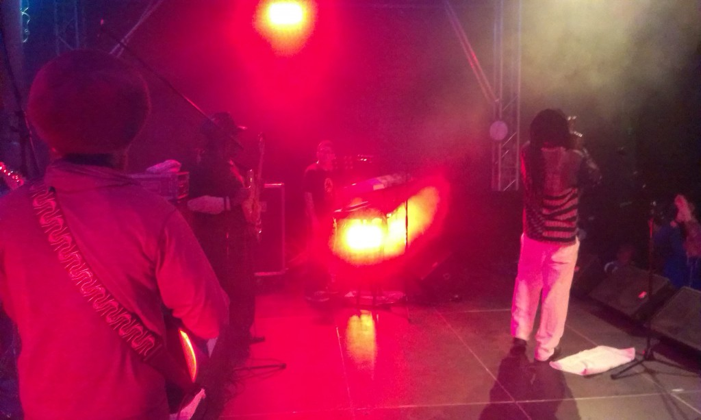 Live at Weedbeat 2013 with Rocky Dawuni and Band
